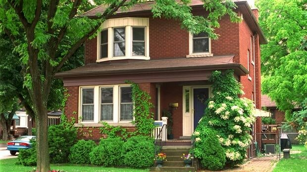 This home on Arkell Street is filled with Cecilia Macdonald's childood memories.