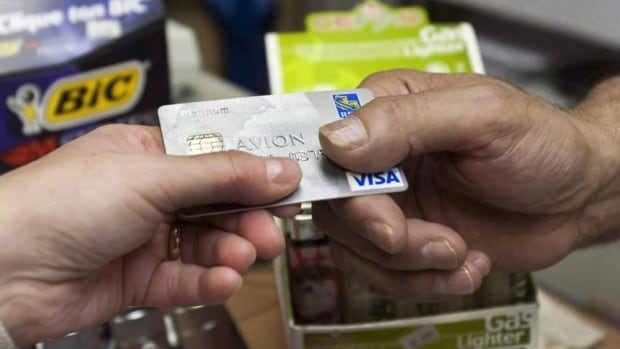 Canadians' debt-to-income ratio hit 165 per cent at the end of 2012.