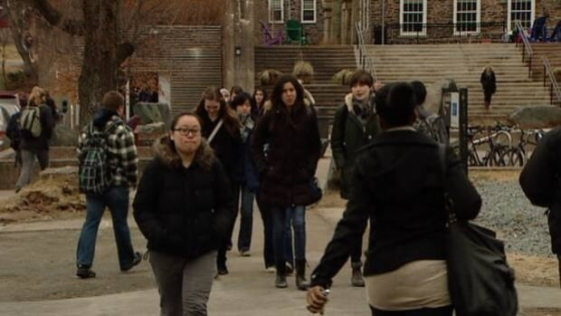 Many students say that they're not happy with the prospect of another tuition hike.