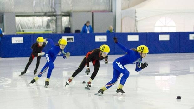 Short-track speedskating is one of the six sports being cut from the 2016 Arctic Winter Games.