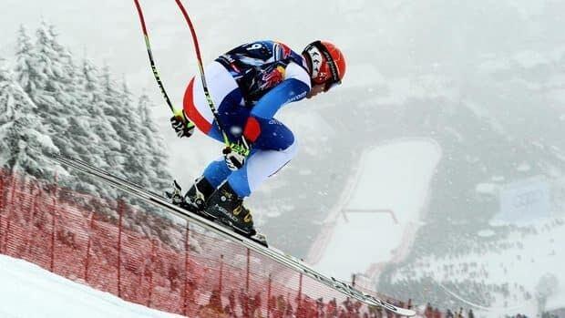 Switzerland's Didier Cuche