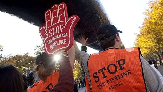 Many have protested against Keystone XL, but a new poll suggests Americans are broadly in favour of the project.