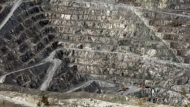 Canada has one remaining active asbestos operation, the Jeffrey mine in Quebec's Eastern Townships.