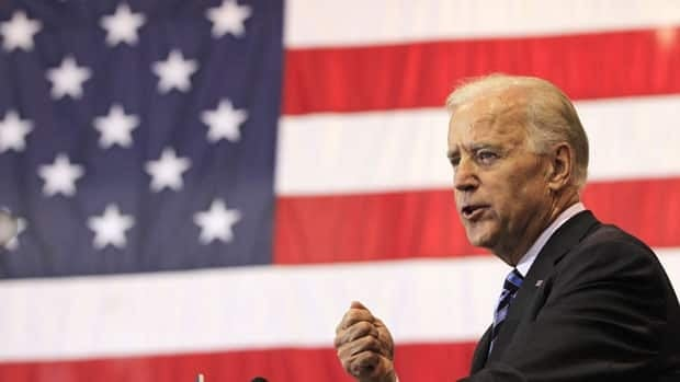If the electoral college vote splits evenly, Joe Biden could become the vice-president with Mitt Romney as president.