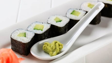 Think you're eating real wasabi with your sushi? Chances are you're getting rolled