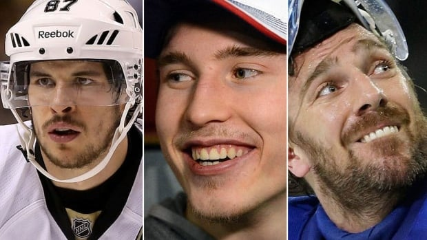 From left, the Penguins' Sidney Crosby, Canadiens' Brendan Gallagher and Rangers' Henrik Lundqvist are up for 2013 NHL awards on Saturday. Awards were also to be handed out Friday, replacing the most recent one-night show from Las Vegas.
