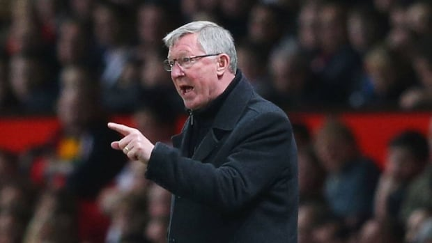 Alex Ferguson is completing his 26th season as manager of Manchester United, who recently won their record 20th English Premier League title.