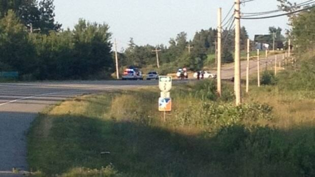 RCMP are investigating the crash.