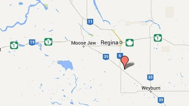 The man's body was found in a cistern near Milestone, which is south of Regina.