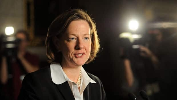 Former premier Alison Redford said the Justice Department had never told her that the legal consortium ITRL had been ranked third before being awarded the tobacco litigation contract.