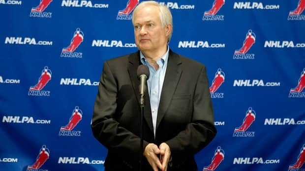 Donald Fehr, the NHLPA's executive director, will be meeting with several other prominent figures in the NHL labour talks scheduled for Tuesday.