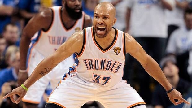 Veteran point guard Derek Fisher, formerly of the Oklahoma City Thunder, has officially signed on with the Dallas Mavericks for the remainder of the season.