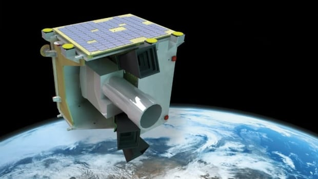 The Canadian military launched it first satellite last year to keep watch on the space junk orbiting the Earth. Now, DND has announced it will be sharing space data with defence departments in the U.S., U.K. and Australia.