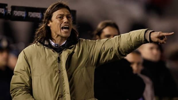 Matias Almeyda, shown in this 2011 file photo, claims he was given what he now believes were drugs while at Parma from 2000-02.