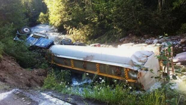 The jet fuel spill into Lemon Creek late last week has sparked fears that food from the Slocan Valley, a primarily agricultural area, is contaminated with noxious substances.