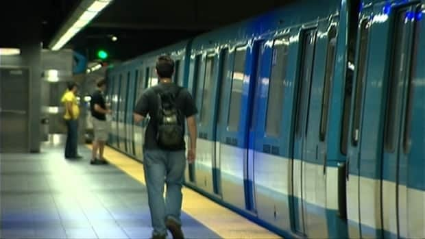 Service is gradually resuming on the metro's green line after a 20-minute interruption this morning.