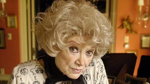 Phyllis Diller, seen at her Los Angeles home in 2005, has died at the age of 95.