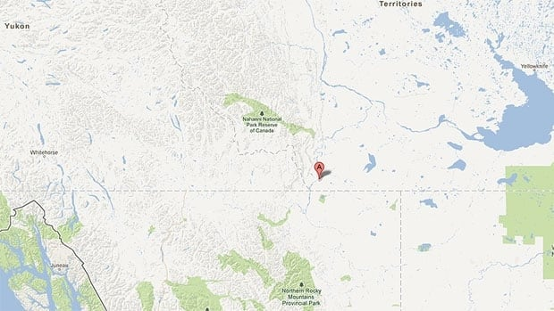 About 600 people live in the hamlet of Fort Liard, N.W.T.