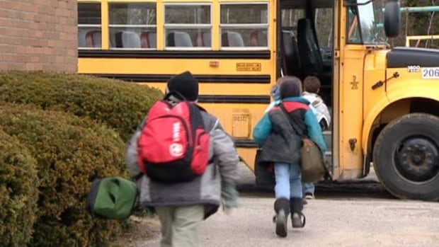 School bus drivers are amongst the 34,000 school support staff covered by the new deal.