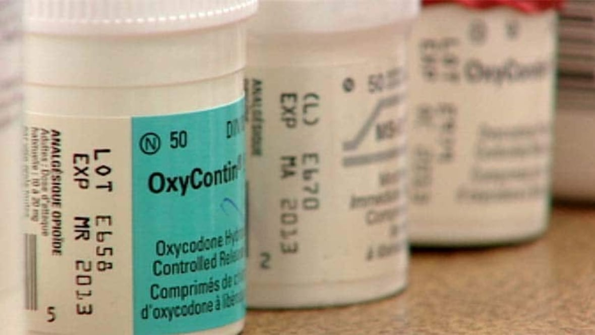Opioids linked with deaths other than overdoses - Health - CBC News