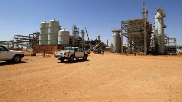 The Ain Amenas gas field in Algeria was raided by Islamist militants on Wednesday.
