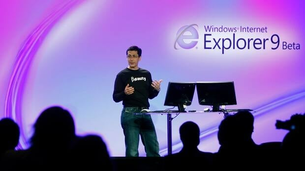 In 2009, Microsoft agreed to pay a €860 million fine and promised to give Windows users the option of choosing another browser rather than having Internet Explorer automatically installed.