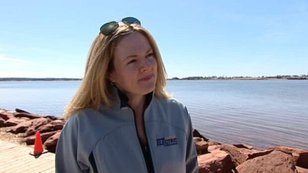 Maritime Electric spokeswoman Kim Griffin says March 31 ice storm caused significant damage.
