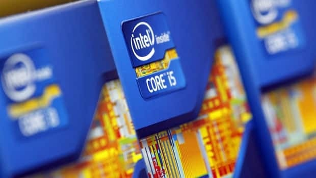Analysts believe a shift in spending from PCs to tablets and smartphones may be contributing to Intel's falling revenues.