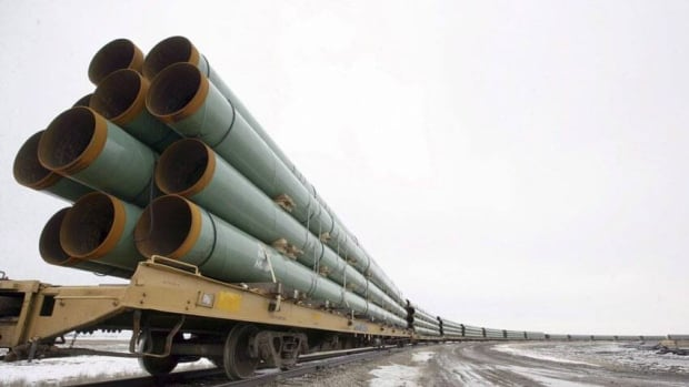 TransCanada's proposed pipeline would go through northeastern Ontario.