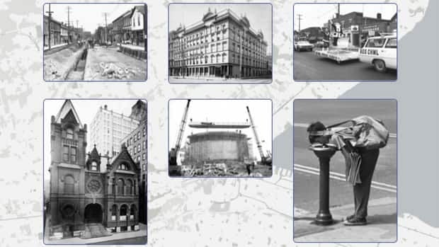 Some of Hamilton's many historic inventions.