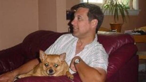 Allen Lanteigne, 49, was found dead in his home on Thursday.