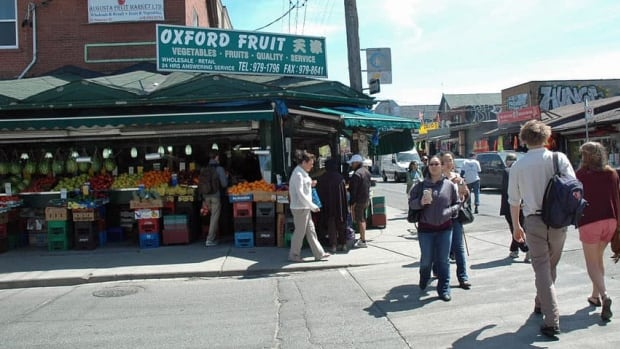 A proposed shopping complex that includes a Wal-Mart store at Bathurst and Nassau streets has worried residents and shop owners in nearby Kensington Market and Little Italy.