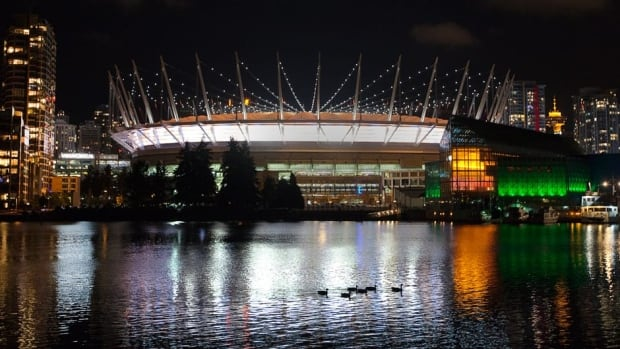 BC Place in Vancouver will the the site of the 2014 NHL Heritage Classic between the Vancouver Canucks and Ottawa Senators on Mar. 2.