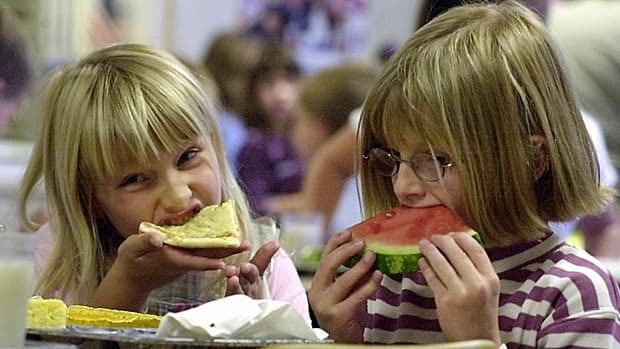 Nutritous lunches can be kid friendly too, says a dietician from Ancaster.