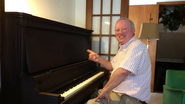 Jack Rousseau said goodbye to the Lister Block piano a long time ago. Now it's back in his life.