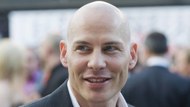 Former F1 driver Jacques Villeneuve said he received threats after blasting Quebec's student movement.
