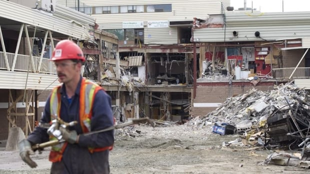 Ontario's Ministry of Labour inspected the Algo Centre mall in Elliot Lake just five months before its partial collapse in June.