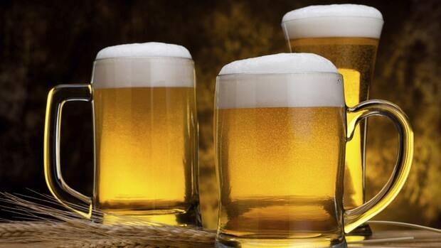 Beer glasses. iStock
