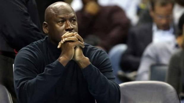"""Michael Jordan has called the paternity lawsuit against him a """"shameless, bad faith attempt to abuse the legal system."""""""