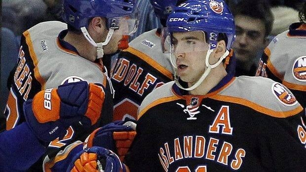 Islanders' John Tavares and his Canadian teammates leave Thursday for Europe and will play two exhibition games in Zurich. The tournament begins May 4 in Helsinki.