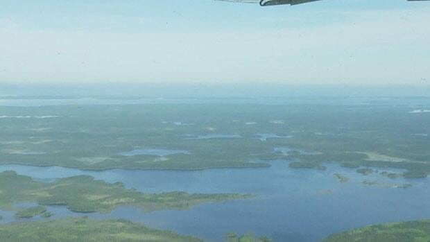 A mining company hopes to excavate uranium from the Otish mountains, in the James Bay Cree territory.
