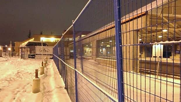 The C-Train station at Chinook will get a full upgrade over the next few months, but will be closed for service.