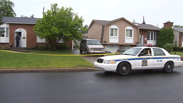 Longueuil police have arrested a suspect after a 78-year-old woman was found dead in her home in Brossard, Que.