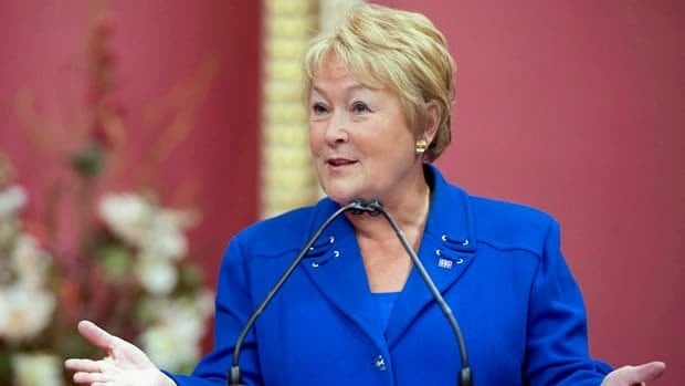 Pauline Marois said she is confident more companies will do business in Quebec.