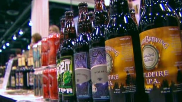 There are more than 200 types of beer available for sampling at Beerfest.