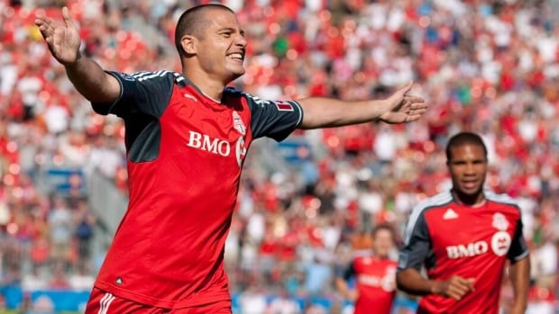 At 34 and coming back from knee surgery, Danny Koevermans may not be a long-term factor for Toronto FC.