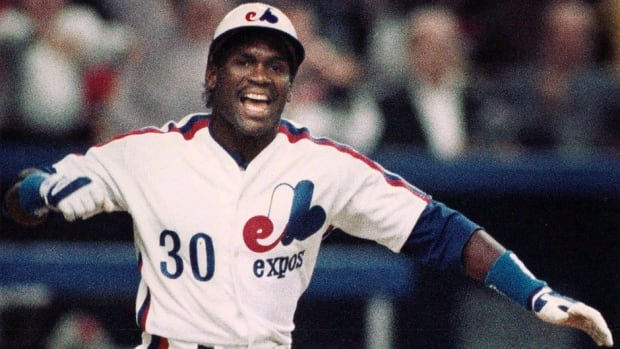 Tim Raines, shown here in this 1989 file photo, is a seven-time all-star won two World Series as a player later in his playing career and added a third title as a coach.