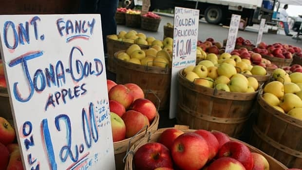 Labelling food as local if it doesn't fall within the federal government's definition could result in a fine of up to $50,000.
