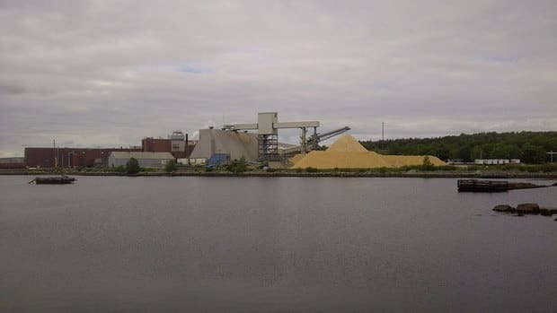 Resolute Forest Products Ltd. closed the former Bowater-Mersey paper mill near Liverpool in June.