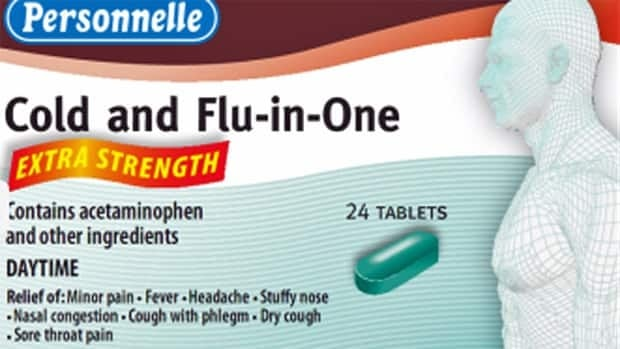 Certain lots of Personnelle Cold and Flu-in-One Extra Strength are under recall because consumers may miss important safety information printed on the inside of the box.